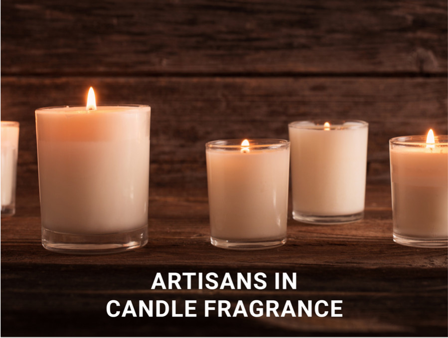 Artisans in candle fragrance